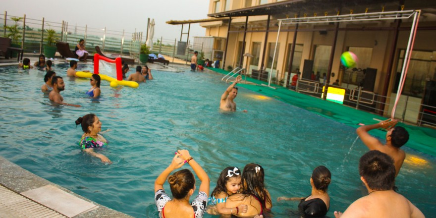 Beat the Summer Heat with a Day Outing Package at Ramada Neemrana