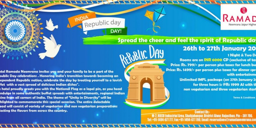 Republic-Day-2018-Long-Weekend-Package-at-Ramada-Neemrana